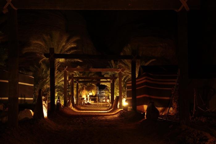 Captain's Desert Camp II